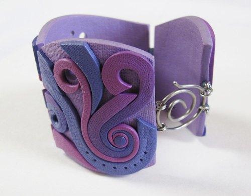 Bracelet by Cat Szetu