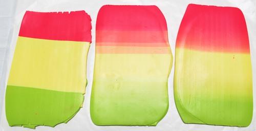 3 Color Skinner Blend by Diane Villano