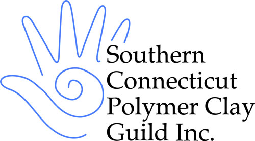 Southern Connecticut Polymer Clay Guild Retina Logo