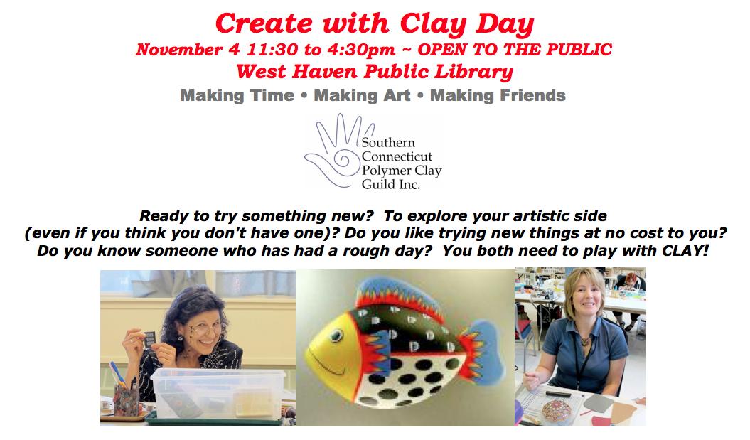 Clay Day Invite