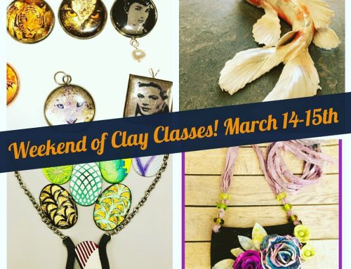 Weekend of Clay March 14 & 15, 2020