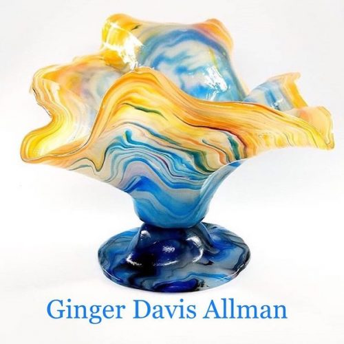 Ginger Davis Allman Vessel